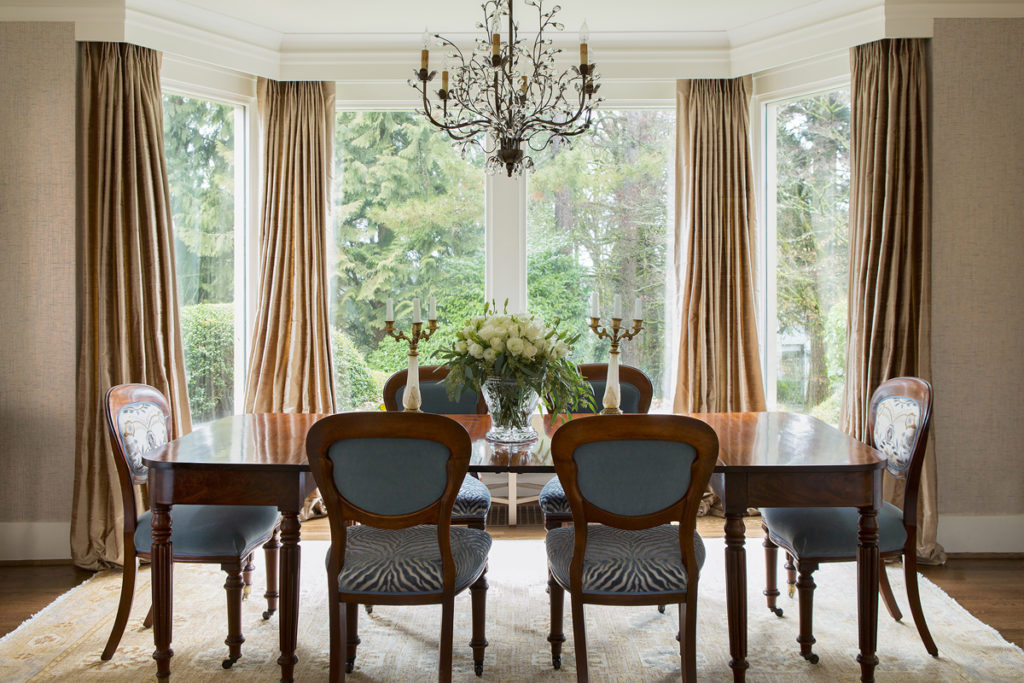 chandelier chairs traditional brown table dining room