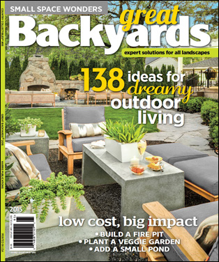 Great Backyards – Cover